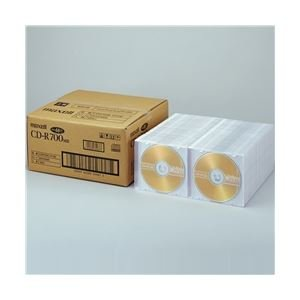 【送料無料】(まとめ買い)マクセル CD-R700MBゴールド〔100枚入〕 CDR700S.1P100 00060779 〔×3〕