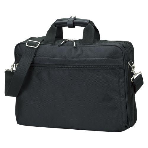 【送料無料】(まとめ買い)クラウン カジュアルビジネスバッグ CR-BB741-B 00020997 〔3個セット〕