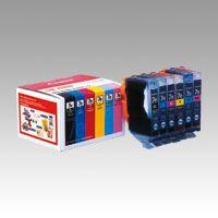 【送料無料】(まとめ買い)キヤノン キヤノン インクタンク 6色マルチP BCI-7E/6MP 00066551 〔3個セット〕