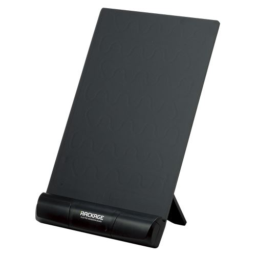 (まとめ買い)キングジム 電子吸着ボード ラッケージ RK10クロ 00024599 〔3個セット〕