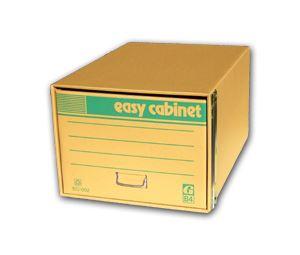 (まとめ買い)ゼネラル イージーキャビネット (B-4用) EC-002 00000732 〔3枚セット〕