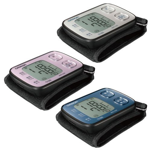 オムロン 自動血圧計 ブルー HEM-6220-B【代引不可】