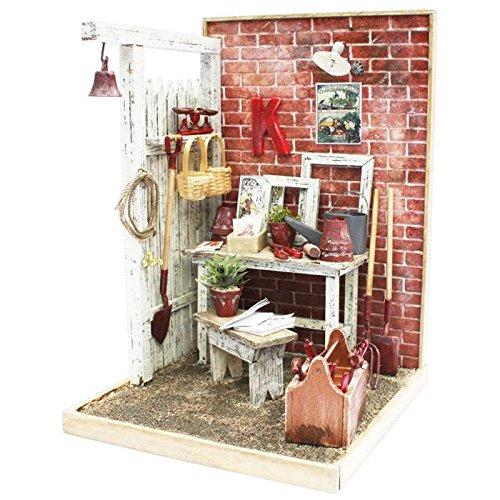 Fujix Billy Handmade Dollhouse Kit Kojima T Design Miniature