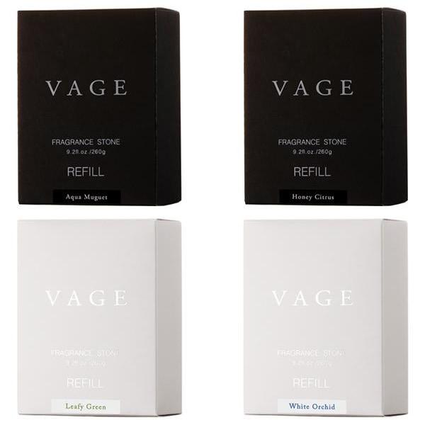 笔芯 260 g × 2 件套的蜂蜜柑橘 6192 VAGE (Berg) 香水香水基调