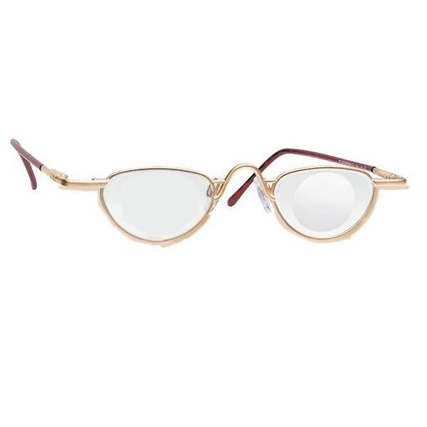 【送料無料】エッシェンバッハ ノーヴェスシリーズ 眼鏡型ルーペ ノーヴェス・モノ 単眼用(左用) 1681 4倍・4L【代引不可】