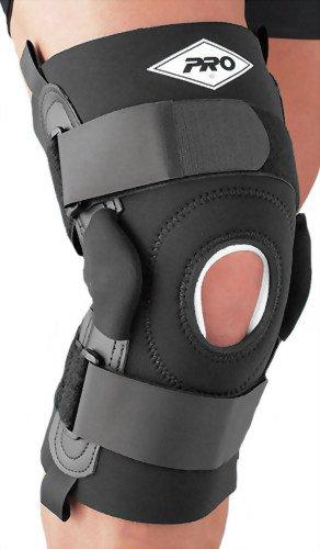 PRO Supporter(プロサポーター) 膝 サポーター 履き上げタイプ 左右兼用 ヒンジ装備 プロ190-J エクステンション ニースタビライザー XLサイズ 24254【代引不可】