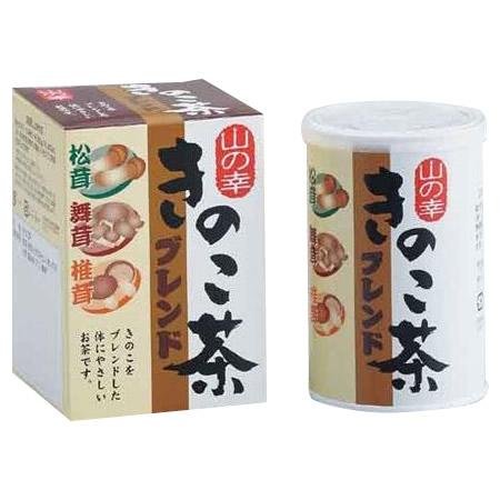マン・ネン きのこ茶 70g×60個セット 0011【代引不可】【北海道・沖縄・離島配送不可】