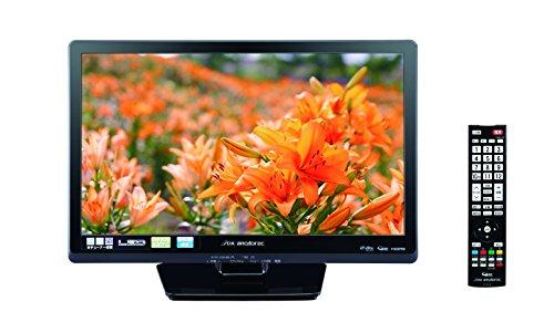 DX broad tech terrestrial BS 110 degree CS digital high definition LCD TV 19 V type LVW19EU3
