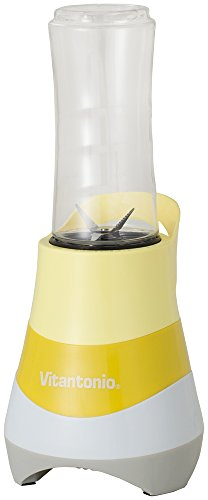 [gift] Vitantonio Mai bottle blender lemon VBL-31-LE