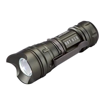 【送料無料】GLANZ(グランツ) 充電式ハンドライト RDT-02R【代引不可】