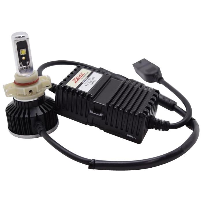 【送料無料】受注生産品 ZRAY ゼットレイ RF3 フォグライト専用LEDバルブキット PSX24W 6500K NLRF3