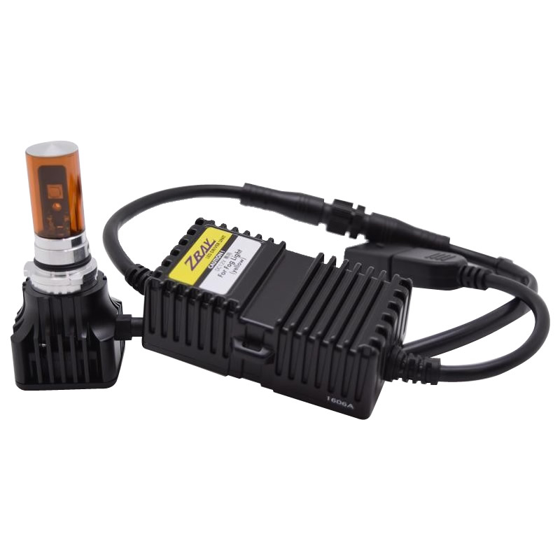 【送料無料】受注生産品 ZRAY ゼットレイ RFY4 フォグライト専用LEDバルブキット PSX26W 2800K NLRFY4