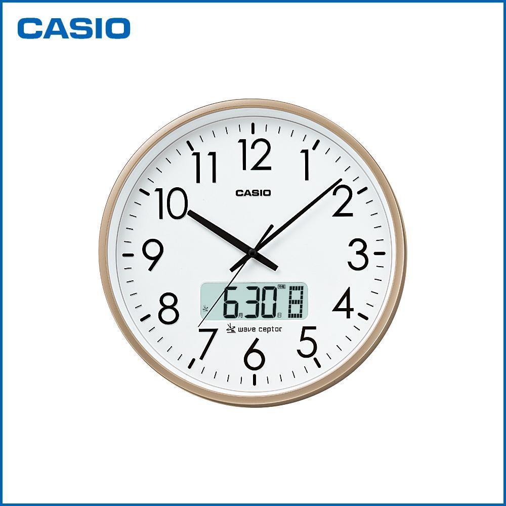 Fujix rakuten global market casio casio wall hangings clock casio casio wall hangings clock office ic 2100j 9jf large size radio time amipublicfo Gallery