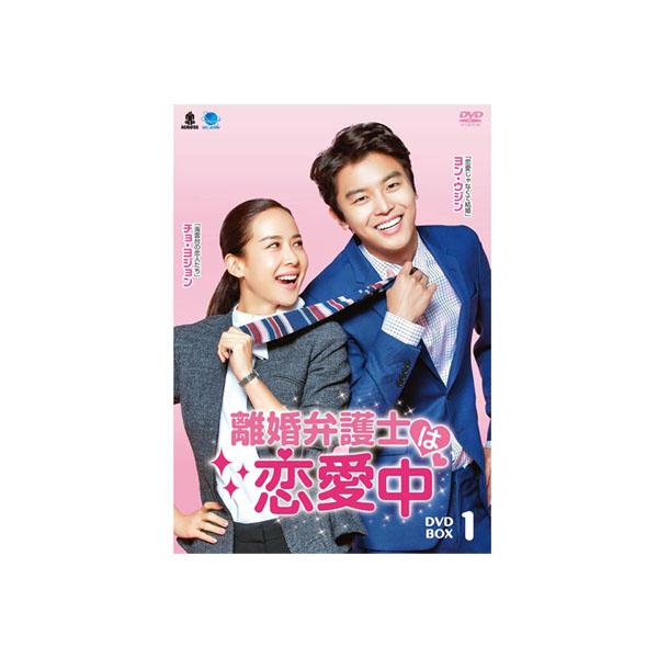 【送料無料】韓国ドラマ 離婚弁護士は恋愛中 DVD-BOX1【代引不可】