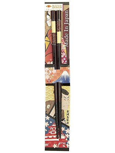 日本製 Japan 田中箸店 日本デザイン箸 星屑 21.0cm 〔まとめ買い5セット〕 068480
