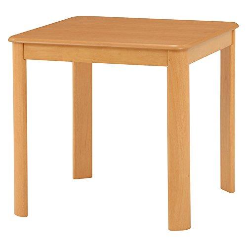 【送料無料】ダイニングテーブル VDT-7683NA ナチュラル【代引不可】