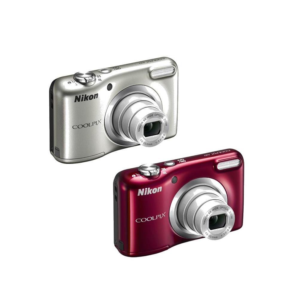 Nikon ニコン コンパクトデジタルカメラ COOLPIX A10 シルバー【代引不可】