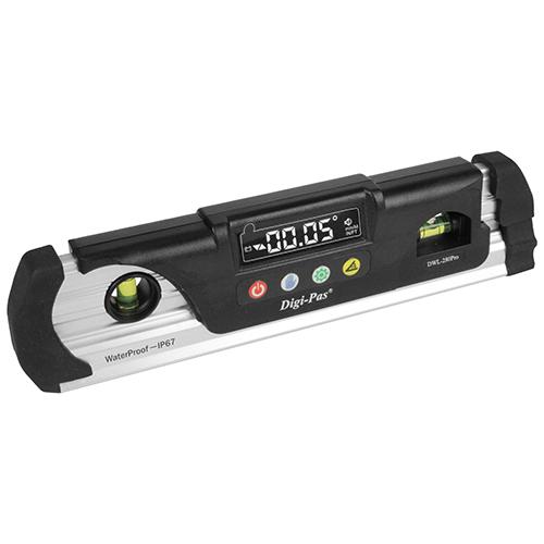 KOD 防水型デジタル水平器 DWL-280PRO【代引不可】【北海道・沖縄・離島配送不可】