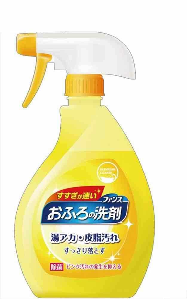 【送料無料】ファンスおふろの洗剤オレンジミント本体380ml 46-238 〔まとめ買い120個セット〕