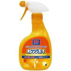 【送料無料】オレンジボーイ 強力クリーナー 本体 400ML 〔まとめ買い120個セット〕