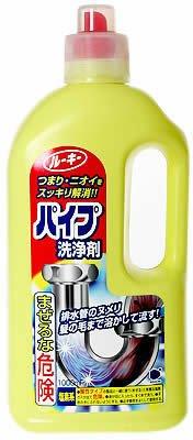 【送料無料】ルーキー パイプ洗浄剤 1000ml 〔まとめ買い120個セット〕