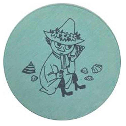 【送料無料】ムーミン 珪藻土コースター(スナフキン)[134613] 〔まとめ買い10個セット〕【代引不可】