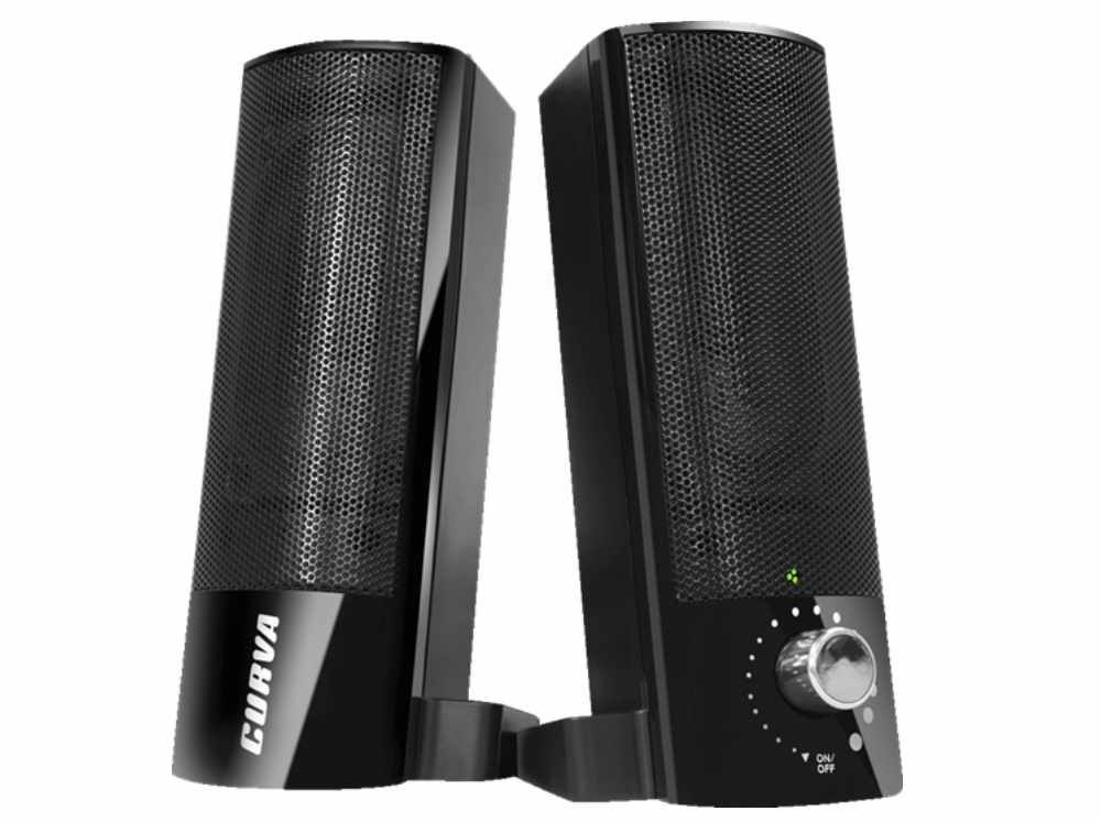 A 2.0ch two-style speaker [bulk buying 48 set] [Windows]