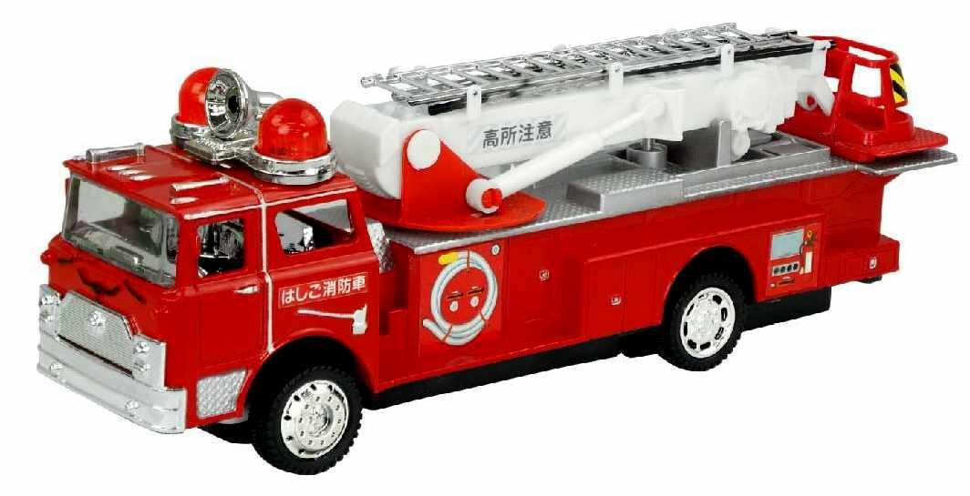 【送料無料】RCレスキューはしご消防車 〔まとめ買い24個セット〕【代引不可】