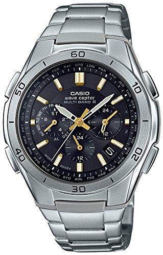 [カシオ]CASIO 腕時計 ウェーブセプター 電波ソーラー WVQ-M410DE-1A3JF メンズ【北海道・沖縄・離島配送不可】