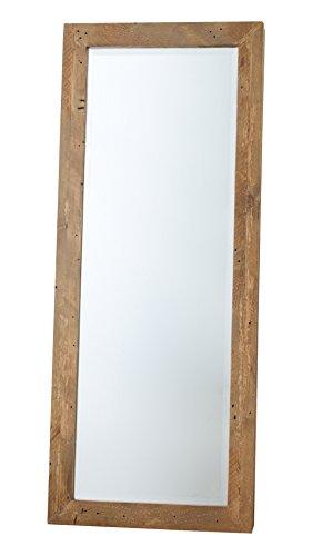 【送料無料】AZUMAYA ミラー 壁掛け 幅65cm WE-321【代引不可】