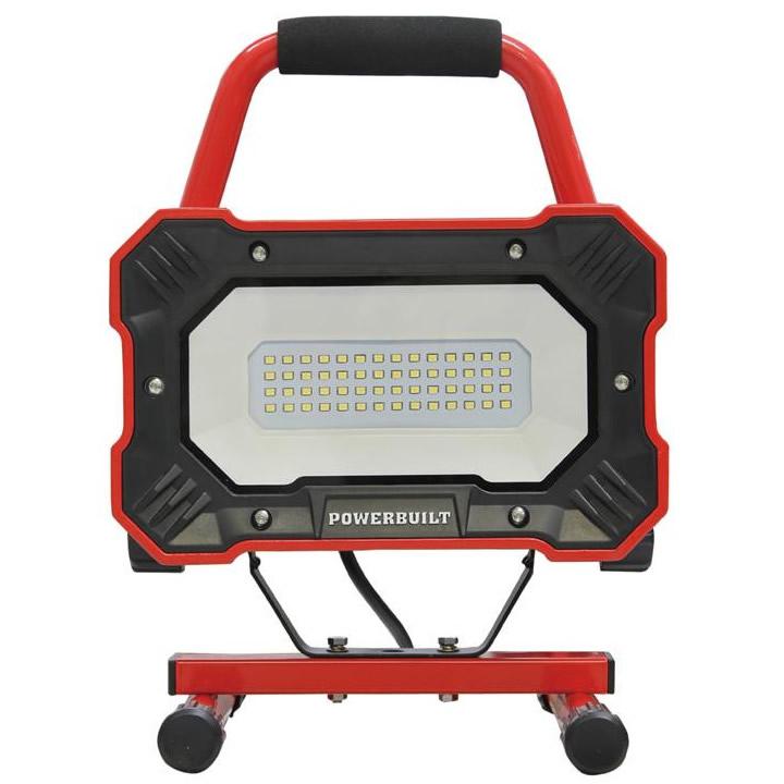 POWERBUILT(R) LED投光器 2500Lm EKS2500【代引不可】【北海道・沖縄・離島配送不可】