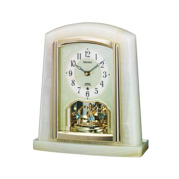【送料無料】SEIKO セイコークロック 電波クロック 置時計 スタンダード BY223M【代引不可】