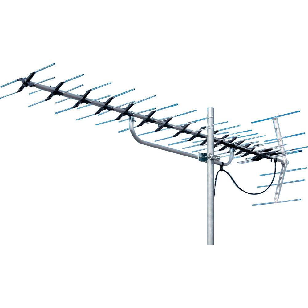 【送料無料】マスプロ電工 地上デジタル放送受信用 家庭用 超高性能UHFアンテナ 20素子 LS206TMH【代引不可】