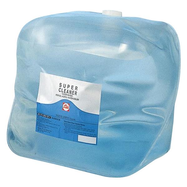 【送料無料】ターレンス スーパークリーナー18L 油絵具画用液 TOL521-18L 445608【代引不可】