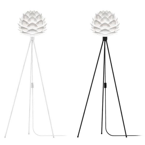 【送料無料】ELUX(エルックス) VITA(ヴィータ) Silvia mini create(シルヴィアミニクリエイト) トリポッド・フロア ブラックベース・02100-TF-BK【代引不可】