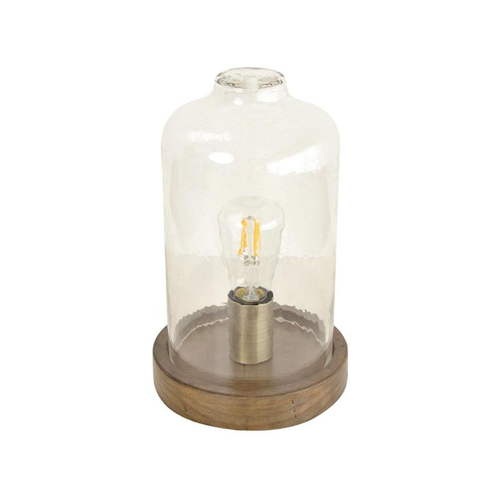 【送料無料】ELUX(エルックス) Lu Cerca(ルチェルカ) TANT タント テーブルライト 電球なし LC10914-N【代引不可】