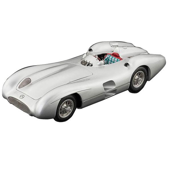 細部までこだわって作り上げられたモデルカーです。 【送料無料】CMC/シーエムシー メルセデス・ベンツ W196R ストリームライナー (1954) 1/18スケール M-127【代引不可】