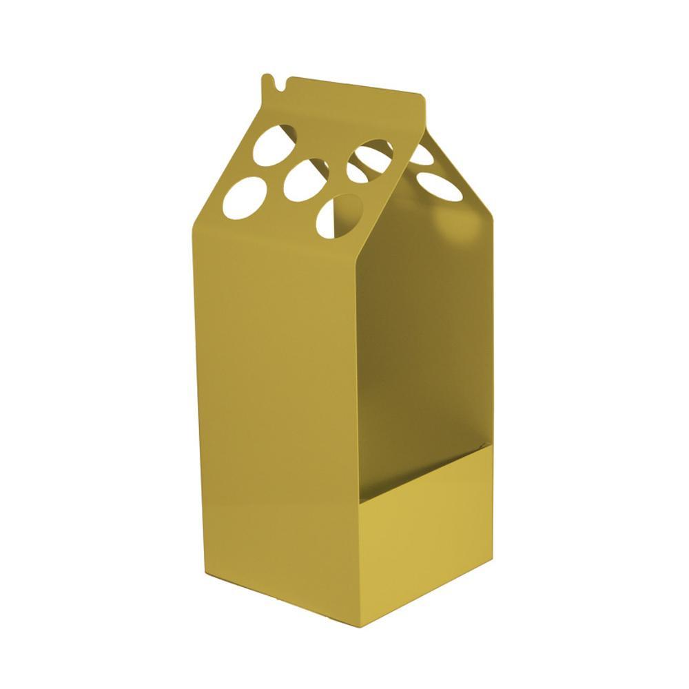 【送料無料】ぶんぶく アンブレラスタンド milk USO-X-02-LBR カフェオレ【代引不可】