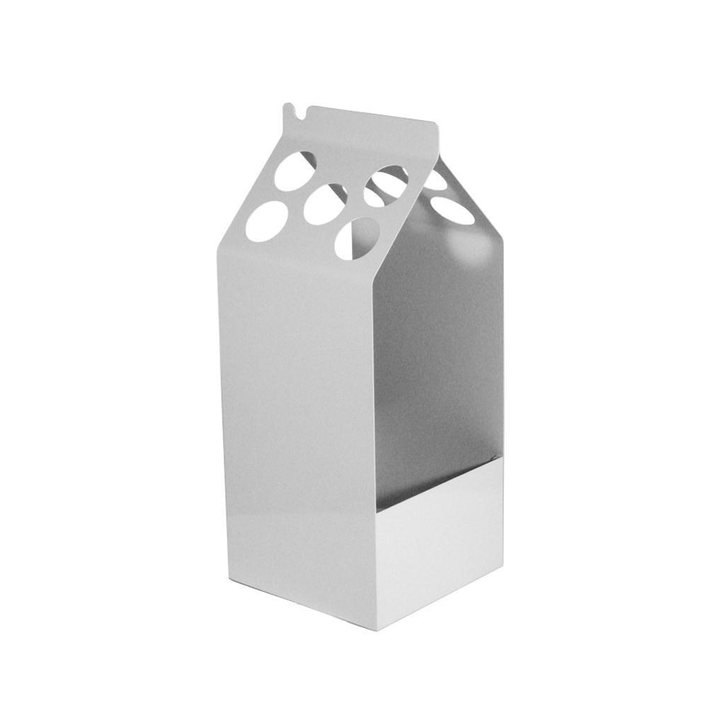 【送料無料】ぶんぶく アンブレラスタンド milk USO-X-02-WH ミルク【代引不可】