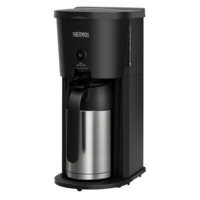 THERMOS(サーモス) 真空断熱ポットコーヒーメーカー ECJ-700 BK【代引不可】