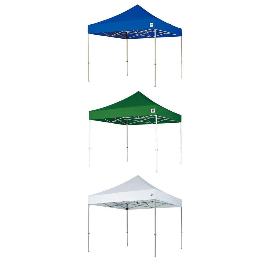 【送料無料】ワンタッチテント イージーアップ・テント デラックス ECLIPSE スチールフレーム 2.5m×2.5m DX25-WH・ホワイト【代引不可】