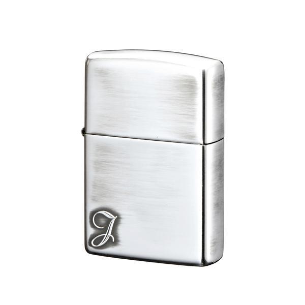 ZIPPO(ジッポー) オイルライター アルファベットシリーズ J (♯200) 70520 【代引不可】