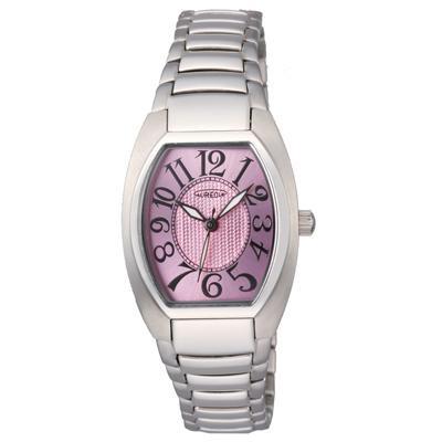 AUREOLE(オレオール) ドレス レディース腕時計 SW-488L-4 【代引不可】【北海道・沖縄・離島配送不可】