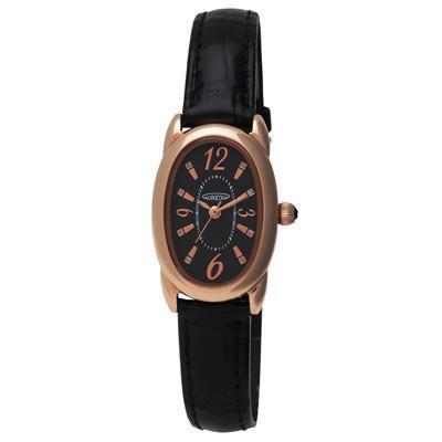AUREOLE(オレオール) レザー レディース腕時計 SW-587L-1 【代引不可】【北海道・沖縄・離島配送不可】