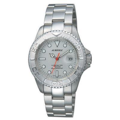 AUREOLE(オレオール) スポーツ メンズ腕時計 SW-416M-6 【代引不可】【北海道・沖縄・離島配送不可】
