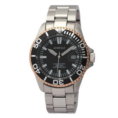 AUREOLE(オレオール) スポーツ メンズ腕時計 SW-416M-A2 【代引不可】【北海道・沖縄・離島配送不可】