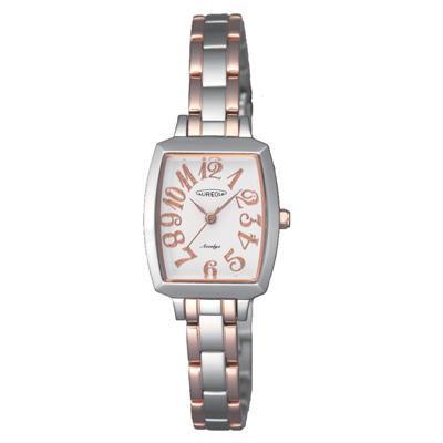 AUREOLE(オレオール) アクセリーゼ レディース腕時計 SW-497L-2 【代引不可】【北海道・沖縄・離島配送不可】
