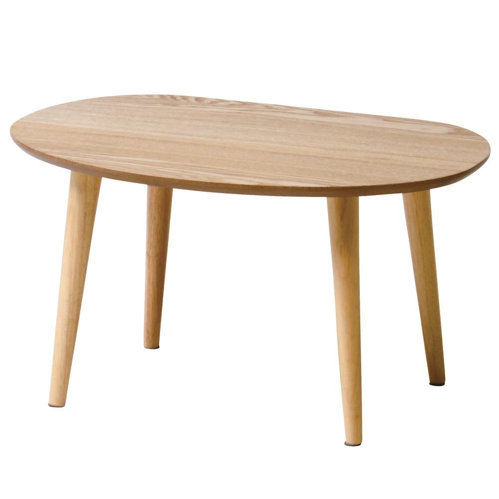 ティーナ ローテーブル ナチュラル TINA-LT600 NA 【代引不可】【北海道・沖縄・離島配送不可】