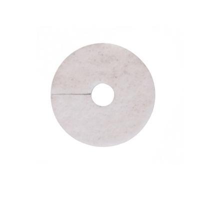 【送料無料】日本衛材 チューブ固定用パッド NEパッチ 直径30mm(穴径6mm) 100枚 NE-2001 【代引不可】