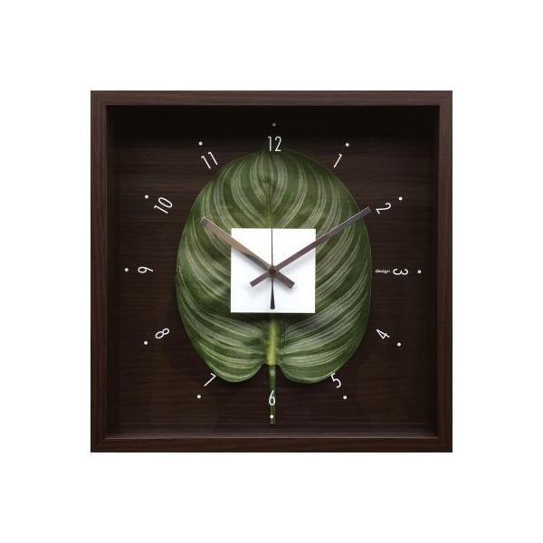 デザインクロック Calatteya CDC-51811 【代引不可】【北海道・沖縄・離島配送不可】